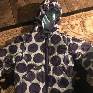 Girls Mini Boden Coat